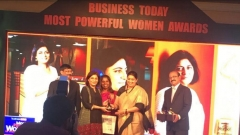 Apurva Purohit awarded Business Today's Top 30 Most Powerful Women in Business