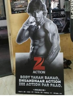 Zee Action's marketing punch!