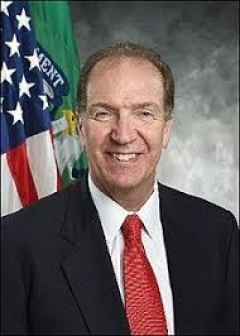 World Bank Group President David Malpass to visit India on Friday
