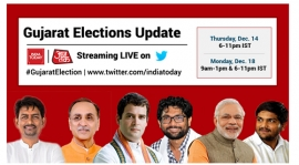 Twitter launches first ever live stream of elections in India with Gujarat elections