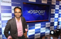 Discovery launches sports channel DSPORT
