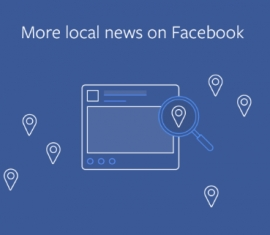 More Local News on Facebook