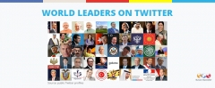 Twitter is the Preferred Network for Digital Diplomacy