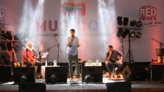 93.5 RED FM's MusiCom, performs across 6 cities of India