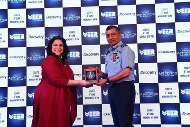 Discovery Channel to premiere Breaking Point: Indian Air Force Academy