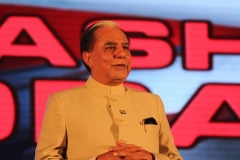 Dr. Subhash Chandra speaks at the World's Largest Residential Youth Conference