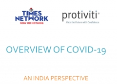 India to emerge from the worst of COVID-19 by mid-October