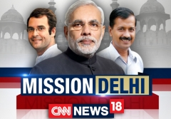 News18 India and CNN-News18 gear up for MCD Elections Counting Day