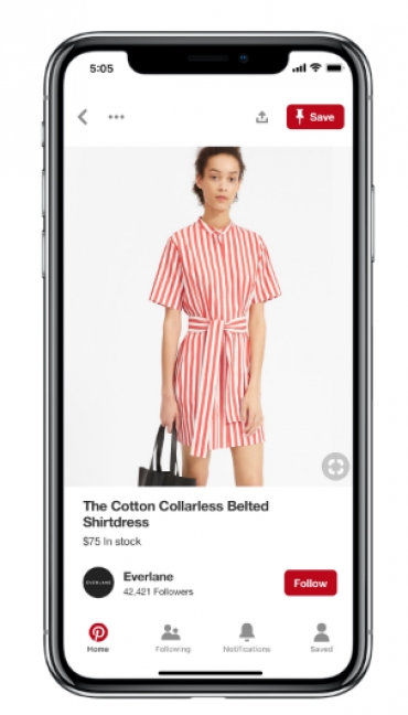 New ways to shop with Pinterest