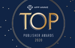 App Annie Announces Its Top Publisher Award Winners of 2020