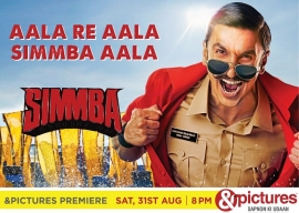 &pictures to premiere Simmba