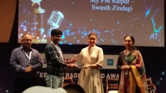 MY FM honoured with 4 awards at 'Radio4child 2019'awards
