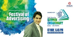 AACA to host talk show with Sudhir Chaudhary, Editor, Zee News in Ahmedabad