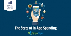 Asian Consumers Spend 40% More In Apps Than the Rest of the World
