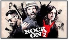 Zee Cinema to premiere 'Rock On 2' on 26th February at 9 PM