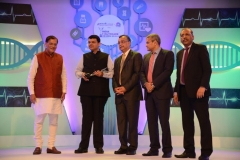 CNBC-TV18 and ICICI Lombard felicitate the winners of the India Healthcare Awards 2015-16