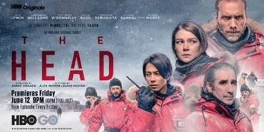 New HBO Asia Original Series 'THE HEAD' to Premiere 12 June