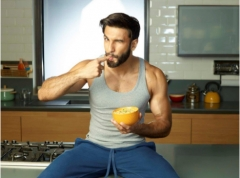 Ranveer Singh is the New Face of Kellogg's Oats
