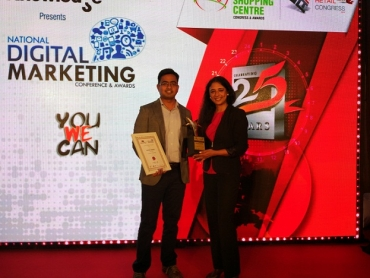 C1X wins 5 Awards at The BBC Knowledge Presents National Digital Marketing Awards