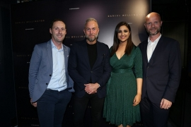 Daniel Wellington launches in Mumbai