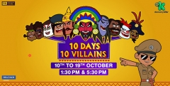 Discovery Kids to celebrate festive season with special episodes of Little Singham