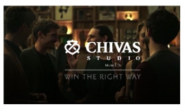 Chivas unveils the power of shared success in its latest TV Campaign