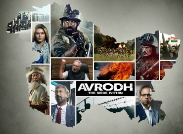 SonyLIV presents Avrodh:The Siege Within