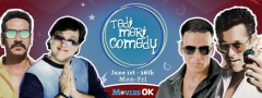 Get on a laughter ride with Movies OK 'Tedi Meri Comedy' festival