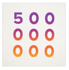 Instagram: 500 Million Windows to the World
