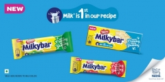 Nestlé India Re-launches Milkybar