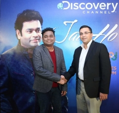 Discovery Channel premieres Jai Ho on October 26th, Monday at 9 pm