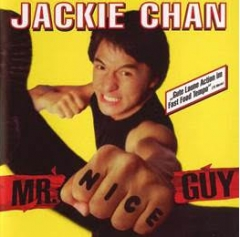 Jackie Chan in Mr. Nice Guy on &pictures