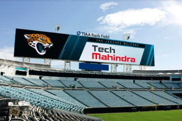 Tech Mahindra Announces Technology and Analytics Partnership with the Jacksonville Jaguars