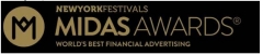 Midas Awards for The World's Best Financial Advertising is Open for Entries