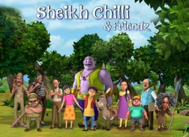 Sheikh Chilli and Friendz to premiere on Discovery Kids
