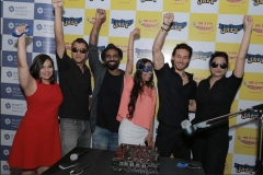 Mirchi 98.3 FM launches in Chandigarh with Tiger Shroff