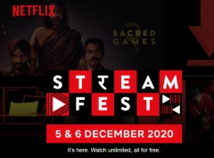 StreamFest: A weekend of free Netflix in India