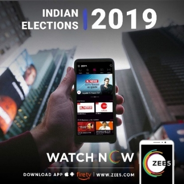 ZEE5 brings the Indian elections LIVE to its Global Audiences