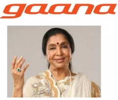 Asha Bhonsle exclusively on Gaana Specials