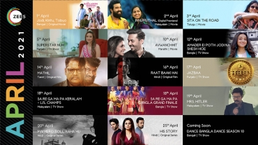 It's a Binge-fest this April with ZEE5 Global's new content line-up