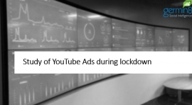 The Surge of YouTube Ads amidst COVID-19