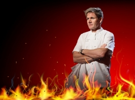 Join TLC HD World And Gordon Ramsay And Check In To'HOTEL HELL'