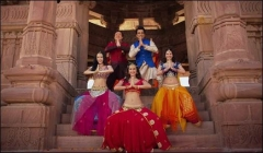 Zee Music Company collaborates with 'Kung Fu Yoga' for a promotional track 'Goosebump'