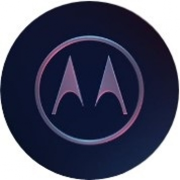 Motorola spaces logo to spread awareness around social distancing