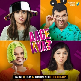 Flipkart Video Set To Launch New Show - 'Aage Kya?'