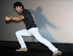 Watch Knockouts @ 7 with Vidyut Jamwal on MOVIES NOW