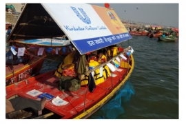 Ogilvy & HUL Partner to Help People 'Start A Little Good' at Kumbh