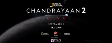 National Geographic, Star Plus, Star Bharat & Hotstar to showcase India's mission to the Moon to Indians across the globe