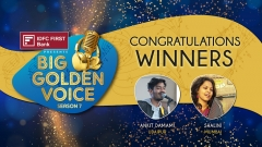 BIG FM announces winners of the BIG Golden Voice Season 7