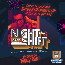 "Radio One Launches New Show ""Night Shift"""